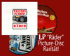 "LP "" Räder"" Larry Schuba & Western Union -PICTURE DISC LP-"